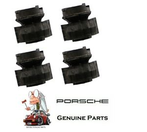 4Pieces Sway Bar Bushings Genuine For Porsche Cayenne V8 2003-2010 95534379250