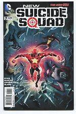 NEW SUICIDE SQUAD #7 - JUAN FERREYRA COVER - DC COMICS - 2015