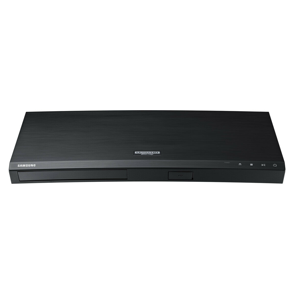 Samsung 4K Ultra-HD Blu-ray & DVD Player with HDR, Wi-Fi Streaming - UBD-M8500 dvd player samsung streaming with