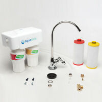 Aquasana 2-stage Under Counter Drinking Water Filter System