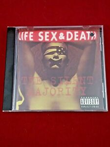 The-Silent-Majority-Life-Sex-amp-Death-1992-CD-Out-Of-Print-Reprise-Records