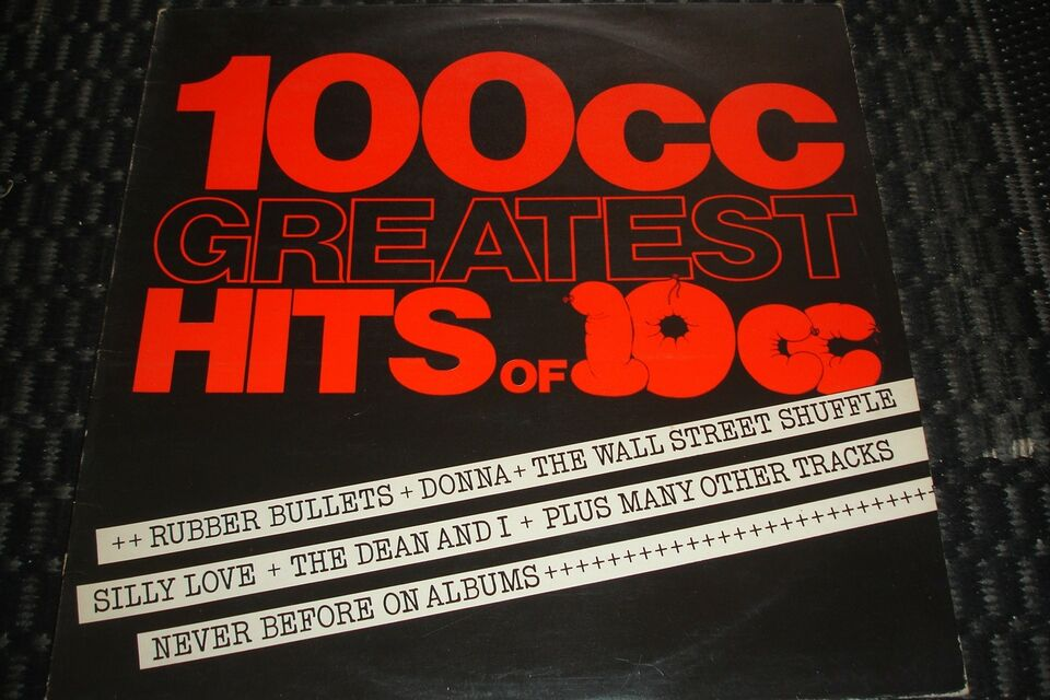 LP, 10cc , 100cc Greatest Hits Of 10cc