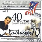 40 Aniversario by Orquesta Revoluci¢n '70/Jimmy Urbina (CD, Mar-2012, Arrecife)