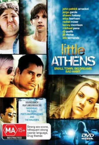1 of 1 - Little Athens - NEW+SEALED DVD movie - fast free post
