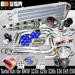 T3 T4 Internal Turbo Kits For 96 99 Bmw 328i Base