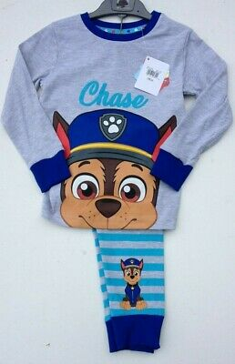 Kid/'s Boy/'s Paw Patrol x top store Pyjamas Pjs Size UK 1-10