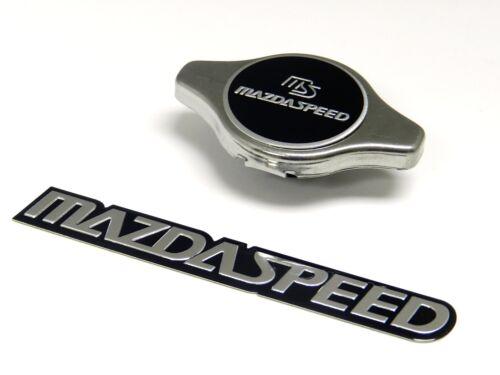 STAINLESS STEEL 1.3KG RACING RADIATOR CAP FREE ALUMINUM EMBLEM FOR MAZDA
