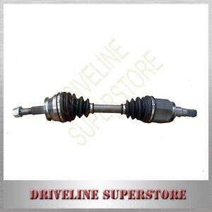 A-FRONT-CV-JOINT-DRIVE-SHAFT-FOR-NISSAN-NAVARA-D40-4x4-All-Year-2005-2015