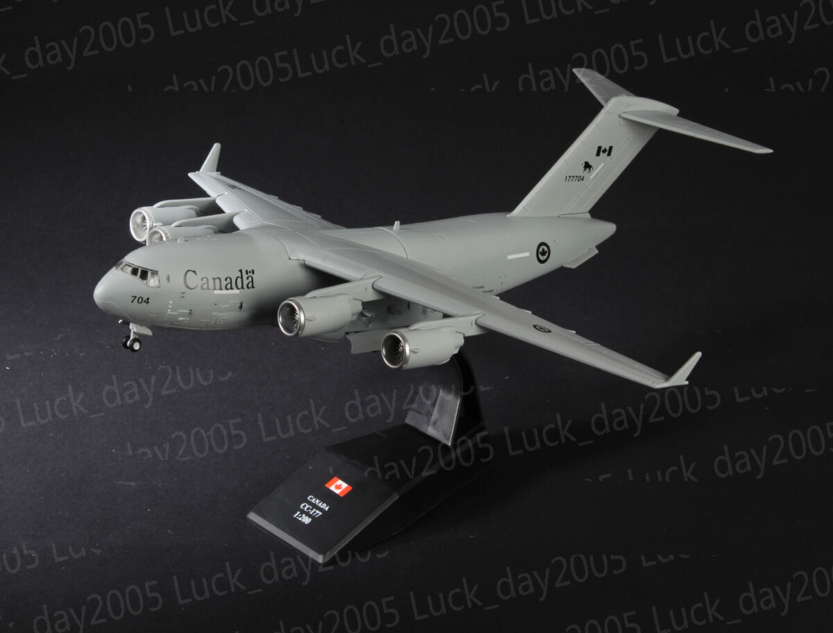 Amer com Canadian Air Force Boeing C-17 Globemaster III 1 200 DIECAST MODEL