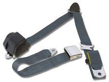 Mustang Falcon Retractable  3-Point Shoulder seat belt Blue