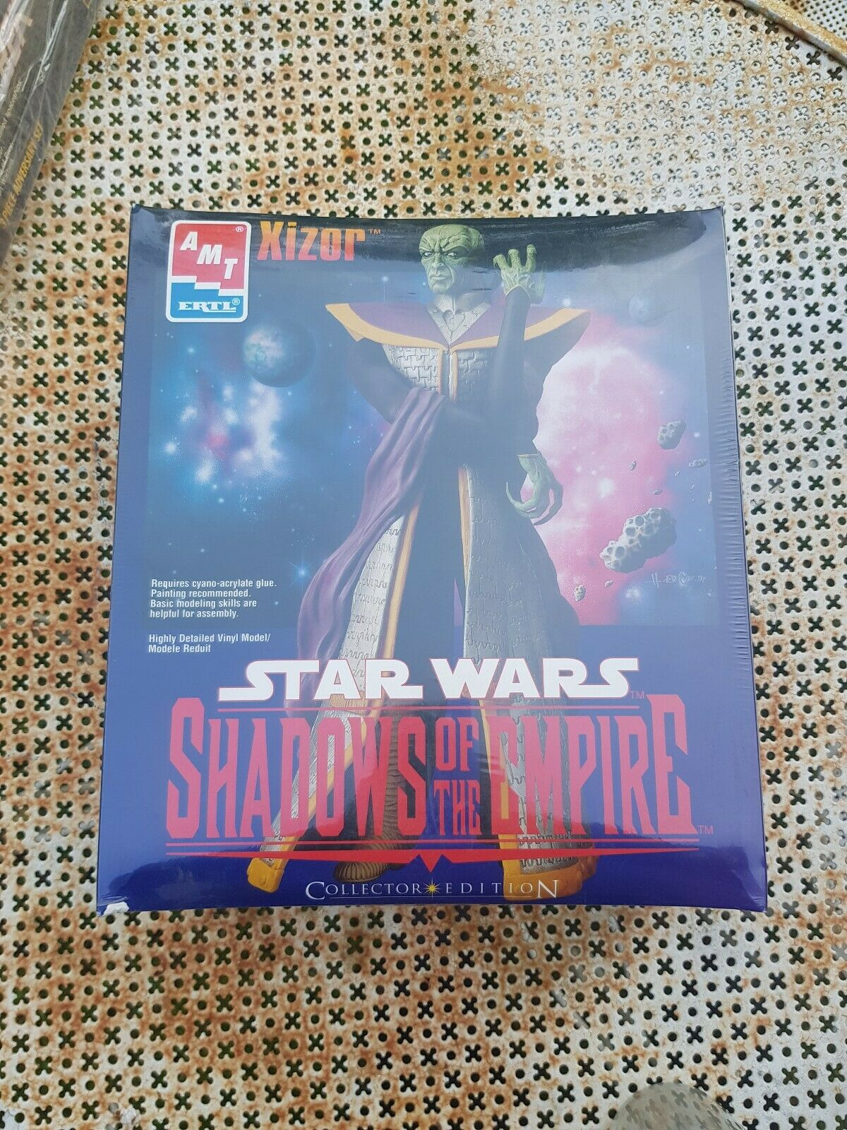 AMT ERTL STAR WARS SHADOWS OF THE EMPIRE collector edition