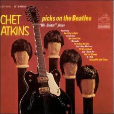 CHET ATKINS - CHET ATKINS PICKS ON THE BEATLES (NEW CD)
