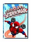 Marvel Ultimate Spider-man Volume 4 Spider Tech DVD 2013 Region 2