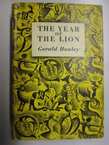 Acceptable  The Year of the Lion  Hanley Gerald 19530101 This edition 1955 - Ammanford, United Kingdom - Acceptable  The Year of the Lion  Hanley Gerald 19530101 This edition 1955 - Ammanford, United Kingdom
