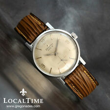 1964 ZENITH [ SWISS ] 220 S VINTAGE Gents DRESS WATCH Cal. 2531-sn5925755