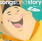 up 0050087153861 by Disney Songs & Story CD