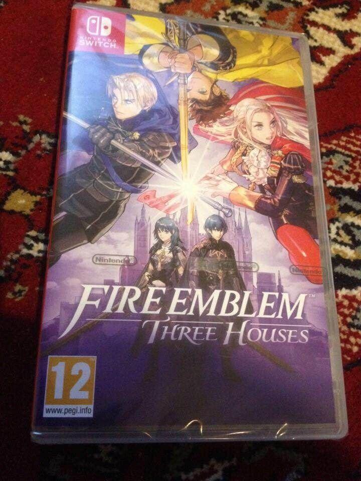 Fire Emblem: Three Houses, Nintendo Switch
