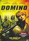 Domino With Keira Knightley DVD Region 1 794043101366