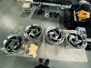 "Set of 4 ICW Alloy Wheels, 15"" X 7"" fits Buick Regal ..."