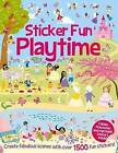 Sticker Fun Playtime: Create Scenes with Over 1500 Stickers by Susan Mayes (Paperback / softback, 2016)
