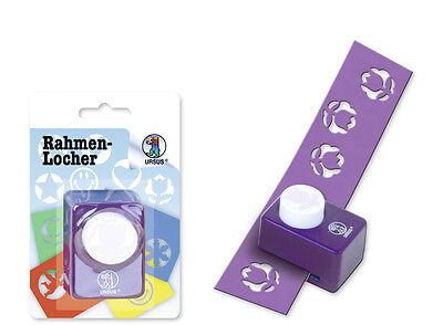 SMILEY URSUS Rahmen-Locher