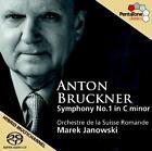 Sinfonie 1 von Marek Janowski,Orchestre de la Suisse Romande (2012)