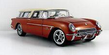 1954 Chevrolet Corvette Nomad Custom  1:24 Danbury Mint