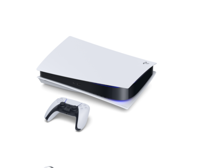 Sony PlayStation 5 Blu-Ray Edition Console - White