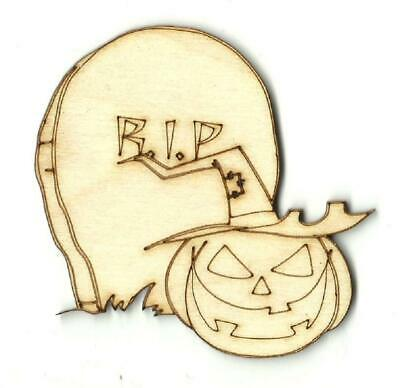 Witch Hat Laser Cut Out Unfinished Wood Shape Craft Supply FAL127