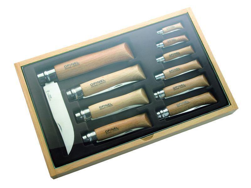 Opinel NEU Messer Sammlermesser Sammlung NEU Opinel Messersammlung 3ede2b