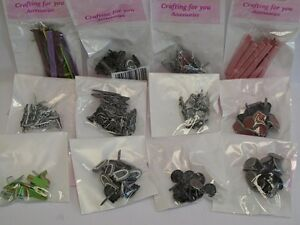 Brads-Various-Shape-Paper-Fasteners-1-x-Pack-12-Designs-to-choose-from