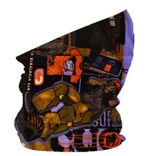 Kopftuch Schlauch Schal Multifunktionstuch Hip Hop Schlauchtuch Halstuch #24