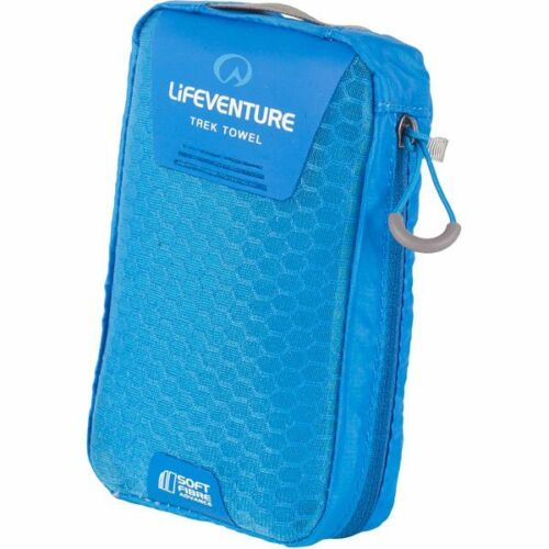 Lifeventure SoftFibre Trek Serviette toutes tailles toutes couleurs très absorbante