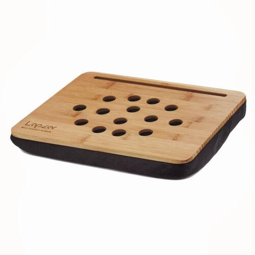 Ordinateur portable Table avec support pour tablette coussins Plateau knietablett avec coussin
