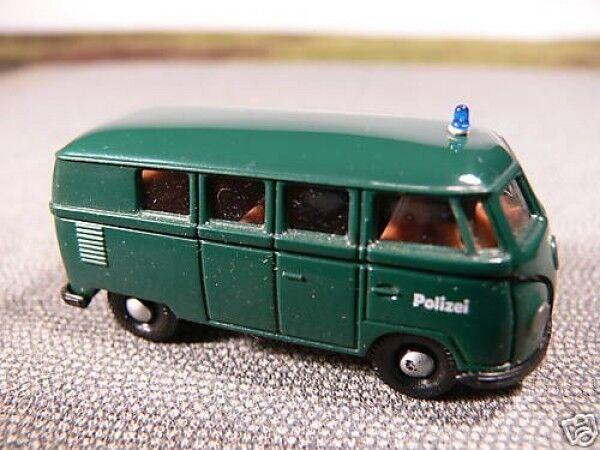 1/87 Brekina # 0004 VW T1 a Bus Polizei