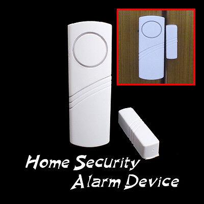 Wireless Home Door Window Motion Detector Burglar Entry Security Alarm System UK