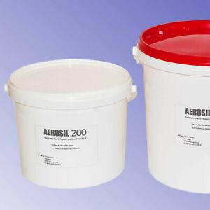 1l bis 30 l Thixotropierpulver, Füllstoff, Thixotropiermittel,Kieselsäure-Pulver