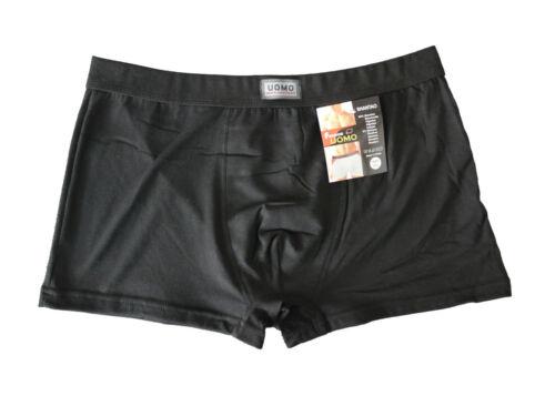 Uomo Caleçon Hommes Rétro Boxer Shorts 6er Sparpack Noir Taille M L XL XXL NEUF//ETIQUETTE