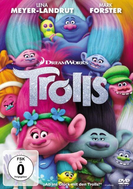 Trolls (2017) DVD