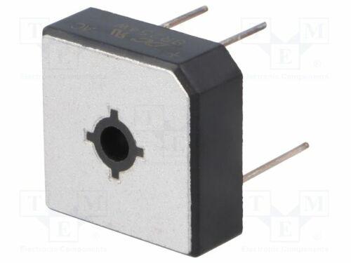 Einphasen Brückengleichrichter Urmax 400A BR254W Einphasend 25A Ifsm 400V If