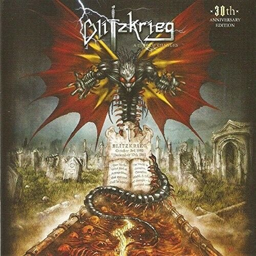 Blitzkrieg - Time Of Changes [New CD] UK - Import