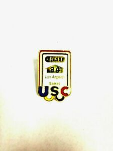 1984 Los Angeles Olympic Games Village Pin -NEW- #605B