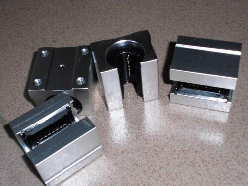1 Pcs 12 mm SBR12UU Router Motion Bearing Solide Block Unit XYZ CNC SBR Series