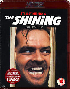 Details About The Shining Hd Dvd Rare Stanley Kubrick Cult Film Jack Nicholson Horror Movie