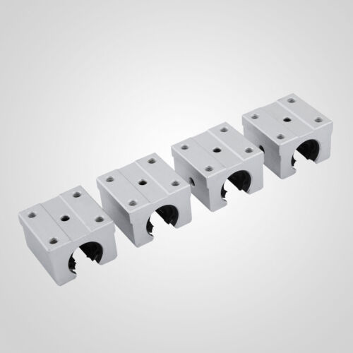 12mm SBR12 1000-2000mm Linear Rail Slide Shaft Rod Guide SBR12UU Blocks