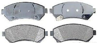 00-2005 CHEVY IMPALA BOTH LEFT /& RIGHT FRONT BRAKE PADS #MD699 FREE SHIPPING