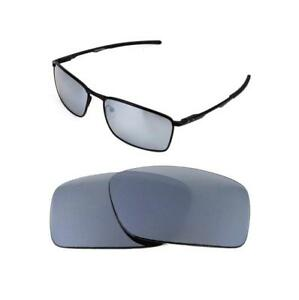 9caa747099 Image is loading NEW-POLARIZED-SILVER-ICE-REPLACEMENT-LENS-FOR-OAKLEY-