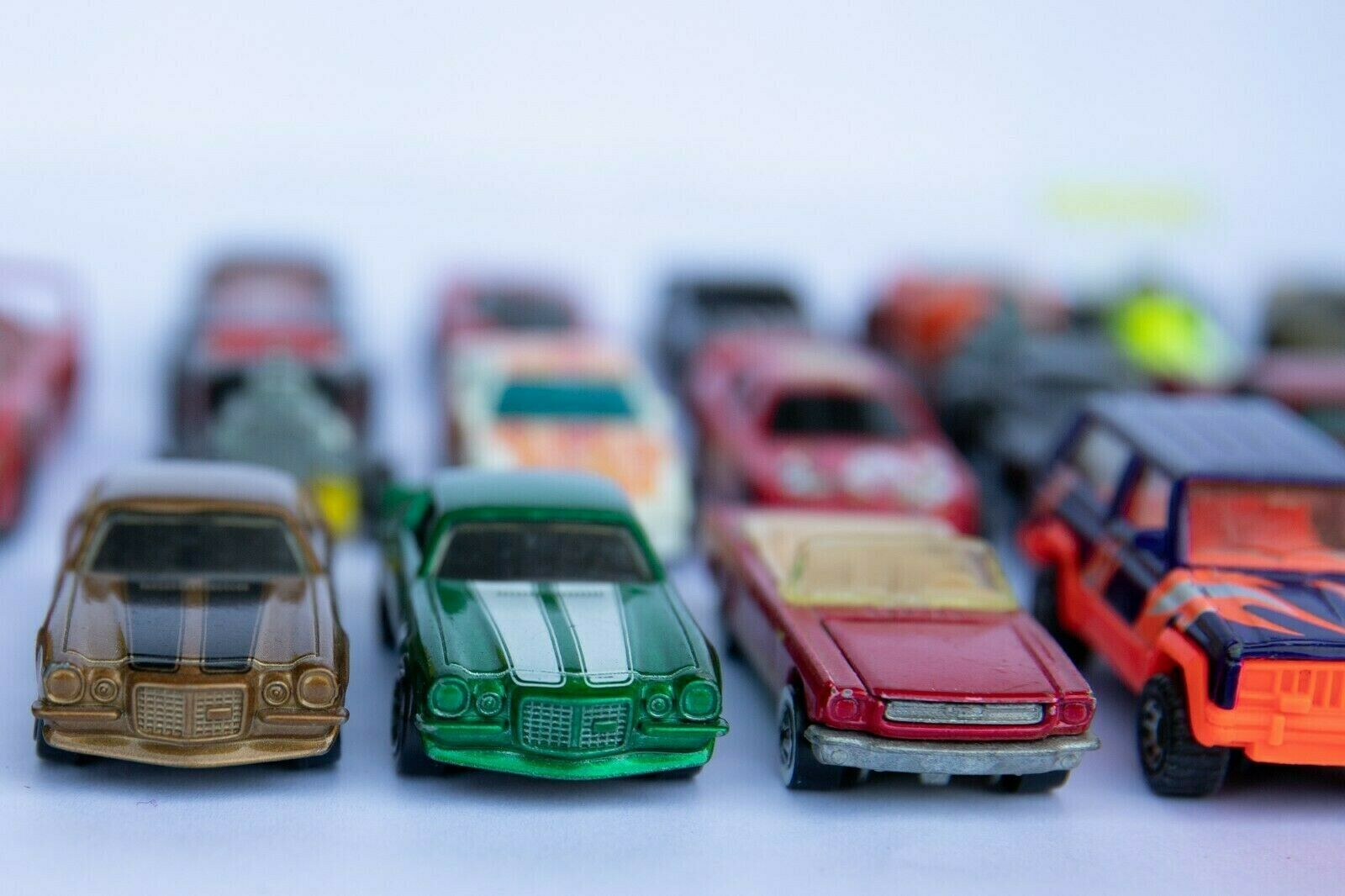 Set of 27 Hot Wheels, Sunnyside, Matchbox Matchbox Matchbox toy cars 1980's-90's 264f5e