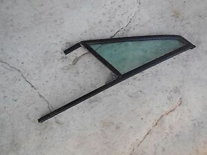 Porsche 911 Targa Door Quarter Window Frame With Glass