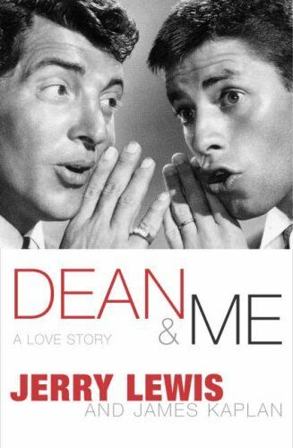 Dean And Me: A Love Story,Jerry Lewis, James Kaplan- 9781405052641